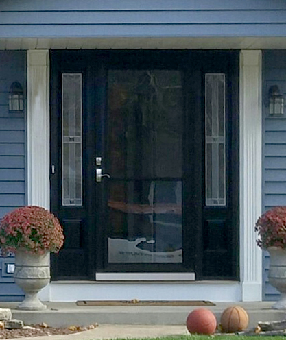 Advanced Windows And Siding Storm Door