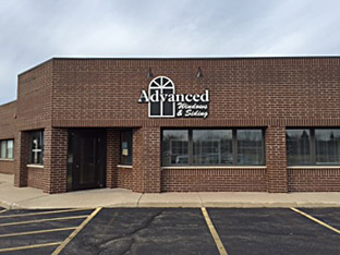 Advanced Windows And Siding Batavia Showroom