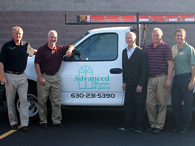 Advanced Windows & Siding Team
