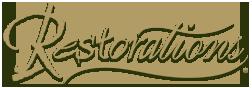 Restorations Logo