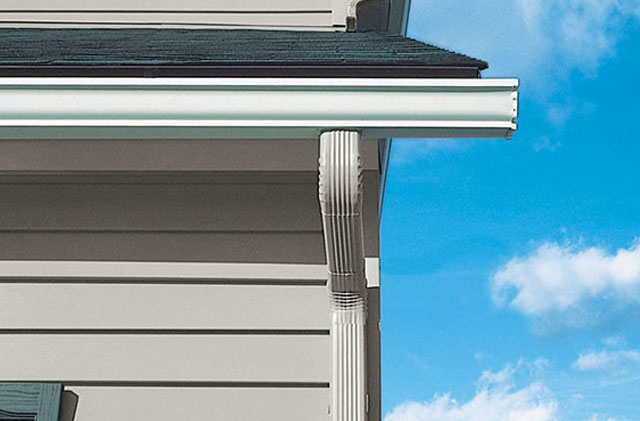 Advanced Windows And Siding Downspouts