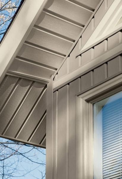 Advanced Windows & Siding Soffit
