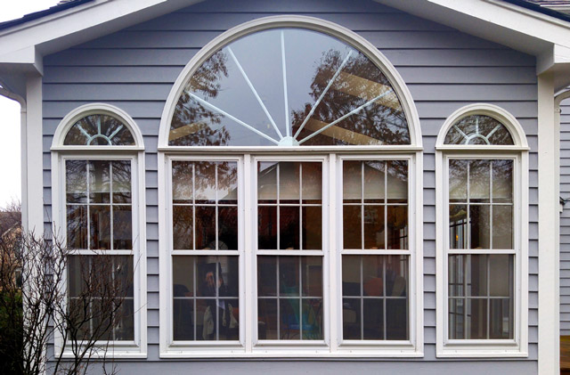 Advanced Windows & Siding Specialty Window