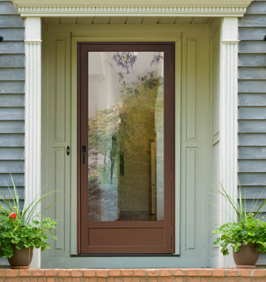 Advanced Windows & Siding Storm Door