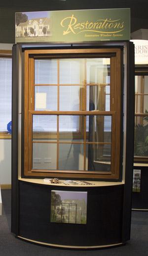 Advanced Windows And Siding Showroom Window