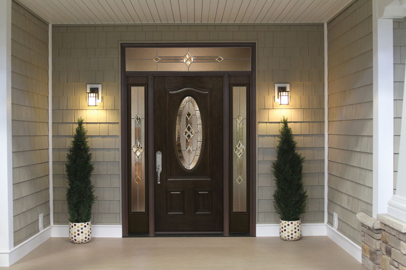 Advanced Windows And Siding Entry Door Gallery 4