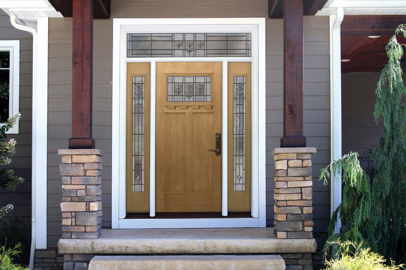 Advanced Windows And Siding Entry Door Gallery 1