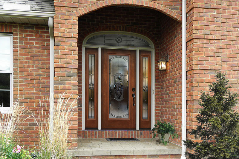 Advanced Windows And Siding Entry Door Gallery 2