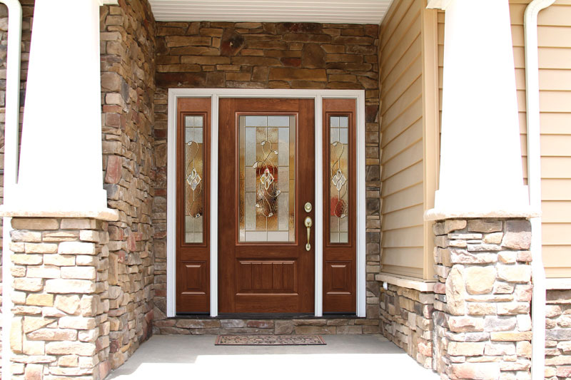 Advanced Windows And Siding Entry Door Gallery 3