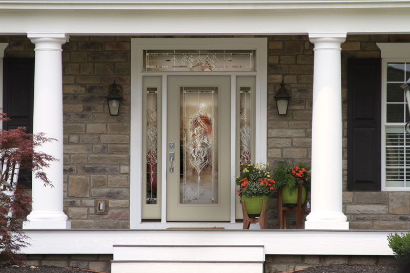 Advanced Windows And Siding Entry Door Gallery 6