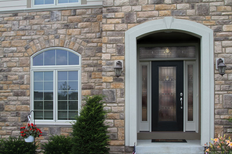 Advanced Windows And Siding Entry Door Gallery 7