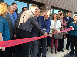 Advanced Windows And Siding Ribbon Cutting