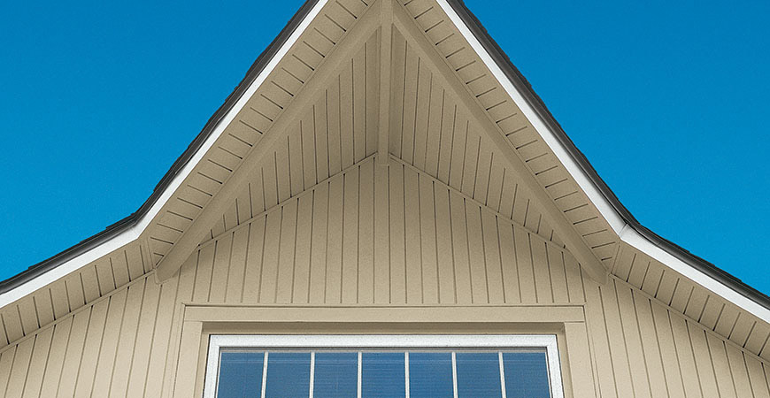 Advanced Windows & Siding Soffit