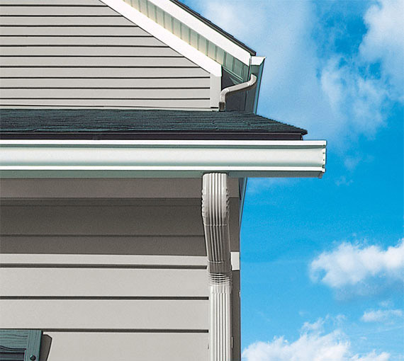 Advanced Windows & Siding Gutters