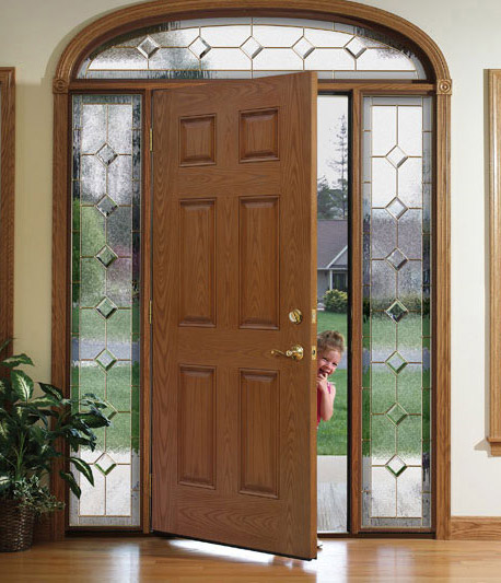 Advanced Windows & Siding Entry Door